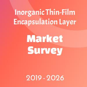 Inorganic Thin-Film Encapsulation Layer